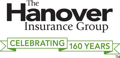 The Hanover Insurance Group Anniversary Logo.  (PRNewsFoto/The Hanover Insurance Group, Inc.)