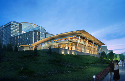 Marriott International to Expand and Improve Offerings to Business Travel Professionals; Company Undertakes High-Profile Additions to Meeting Space PortfolioPictured: Gaylord National