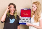 YOUTUBE's JENNA MARBLES WORKS WITH MADAME TUSSAUDS STUDIO ARTISTS ON THE CREATION OF HER WAX FIGURE; Credit: Madame Tussauds New York