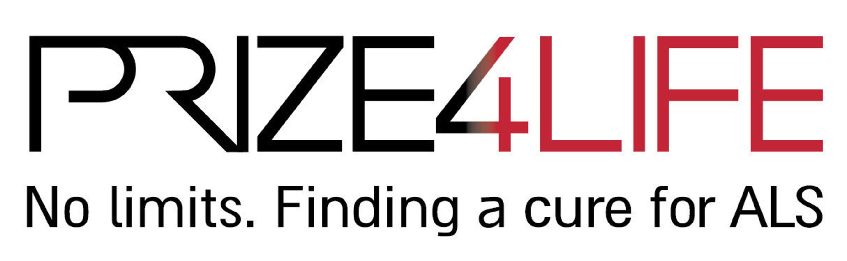 Prize4Life Logo.