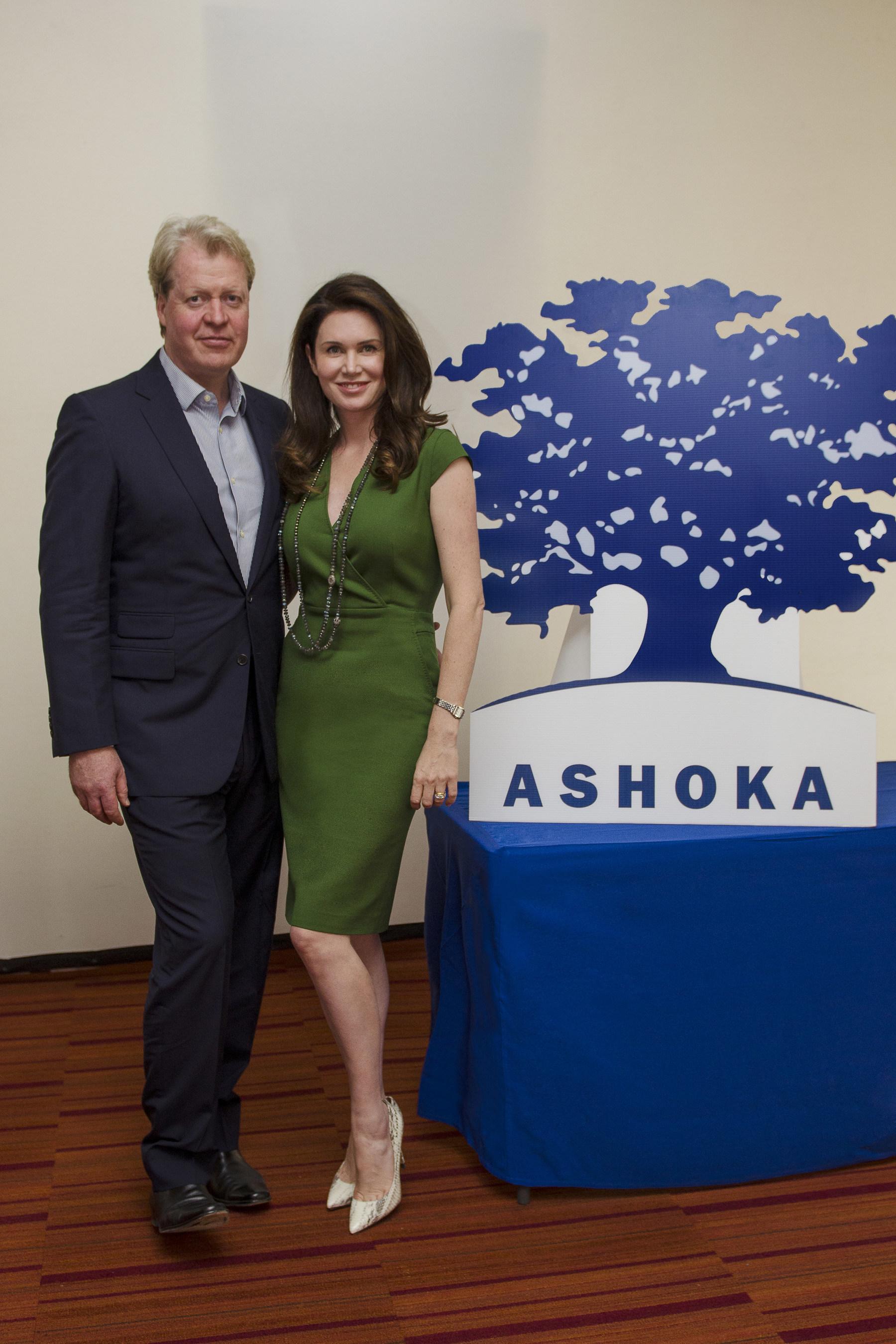 Графиня Спенсер избрана членом сообщества Ashoka в качестве признания ее работы по заполнению