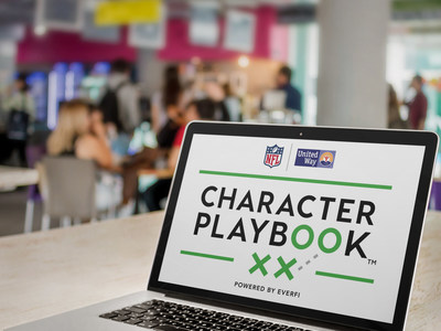The Baltimore Ravens, United Way of Central Maryland and Verizon Launch Character Education Initiative