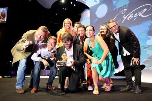 Pereira & O'Dell wins 2013 Cannes Lions Cyber Grand Prix.   (PRNewsFoto/Pereira & O'Dell)