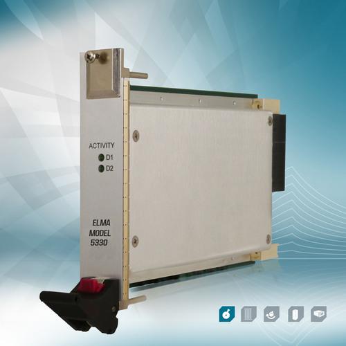 More Than 2 TB of Storage Available in Elma's New Single-slot 3U VPX Board. (PRNewsFoto/Elma Electronic ...