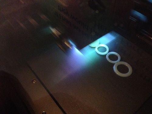 Audiowings jog wheels 3D printed on the Stratasys Objet30 Pro 3D Printer (PRNewsFoto/Stratasys Ltd)