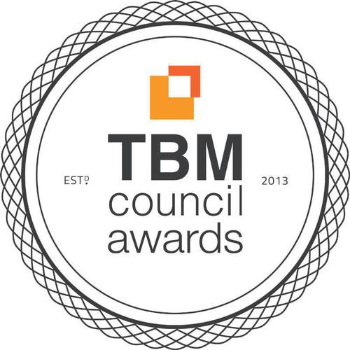 TBM Awards (PRNewsFoto/TBM Council)
