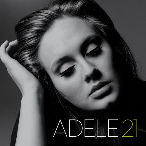Adele is #1 on U.S. Charts With Over 350,000 Units Sold Debut Week