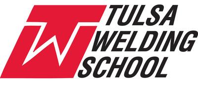 Tulsa Welding School Logo.  (PRNewsFoto/mikeroweWORKS Foundation; Tulsa Welding School(TWS))