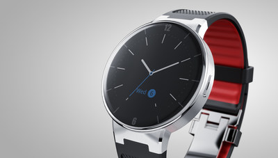 Hillcrest's Freespace Software Enables ALCATEL ONETOUCH WATCH