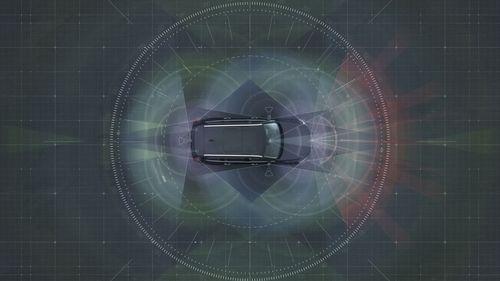 "Autonomous drive technology âeuro"" Complete system solution: The holistic solution generates exact ..."