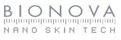 BIONOVA Logo:  SCIENCE.BEAUTY.CUSTOMIZATION.  (PRNewsFoto/BIONOVA)