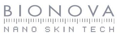 BIONOVA Logo:  SCIENCE.BEAUTY.CUSTOMIZATION.  (PRNewsFoto/BIONOVA)