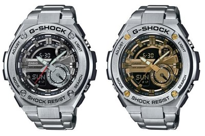 Casio G-SHOCK Expands their Exclusive Range of G-STEEL Timepieces