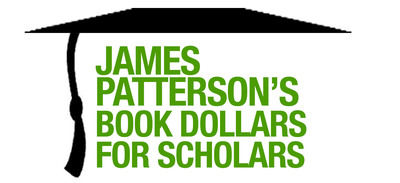 James Patterson's Book Dollars for Scholars.  (PRNewsFoto/Little, Brown and Company)