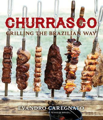 Learn the ancient art of the grill from a true gaucho in Churrasco, Grilling the Brazilian Way. Join Texas de Brazil Chef Evandro Caregnato on a culinary journey to discover the authentic Gaucho way of living and their rustic traditional style of grilling meats called Churrasco. Caregnato shares stories of how the gauchos from southern Brazil prepare and cook meats over open fire, as well as over 70 savory recipes from his hometown and Texas de Brazil's restaurants that have never been released before.