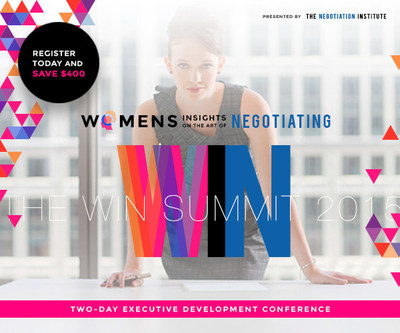 Join some of the world's most influential women at the 2015 WIN Summit SEPT 30 - OCT 1, 2015 in NYC. Featured keynotes include 23rd Secretary of the U.S. Air Force Deborah Lee James. #WINsummit
