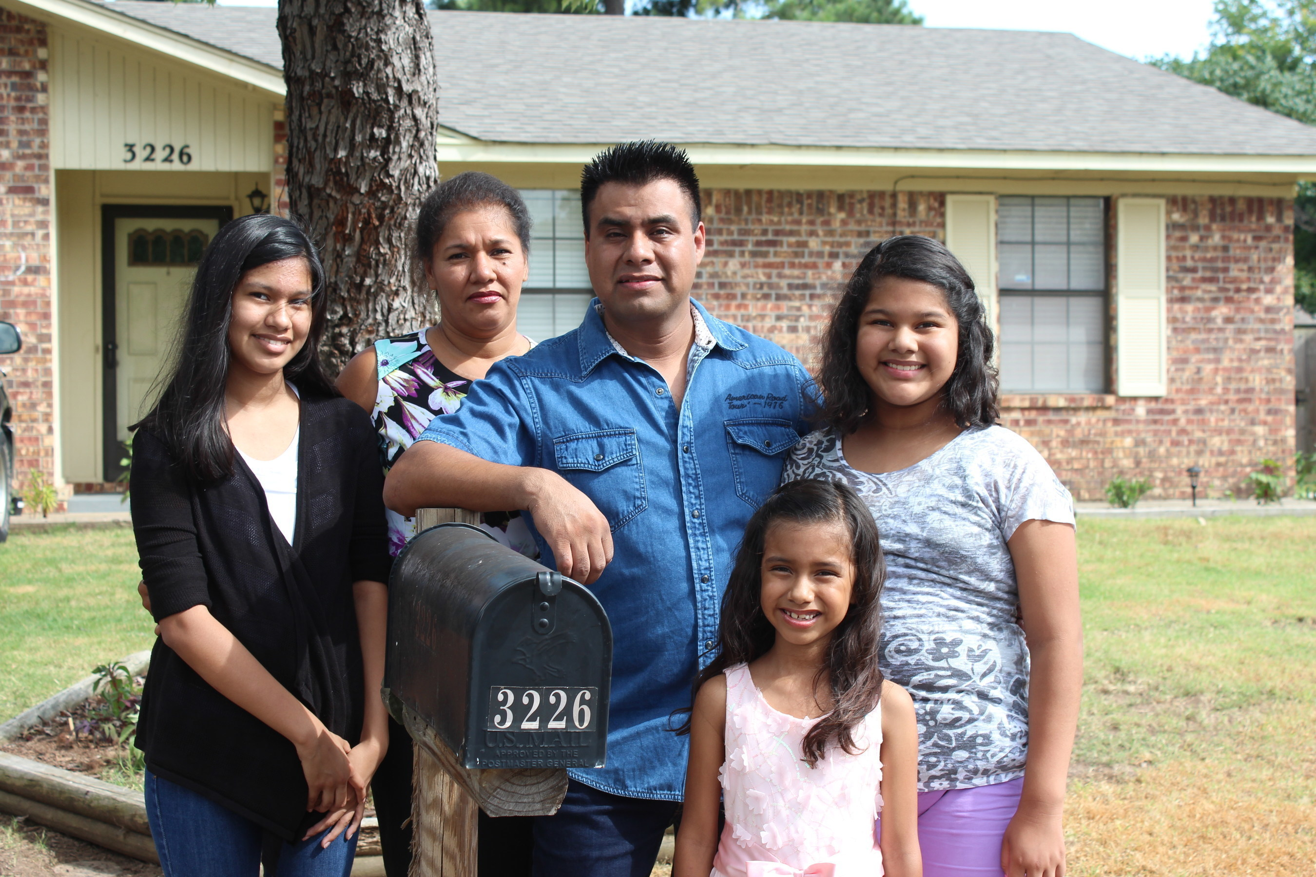 A Family's Dream Comes True with HELP from First Financial Bank and FHLB Dallas
