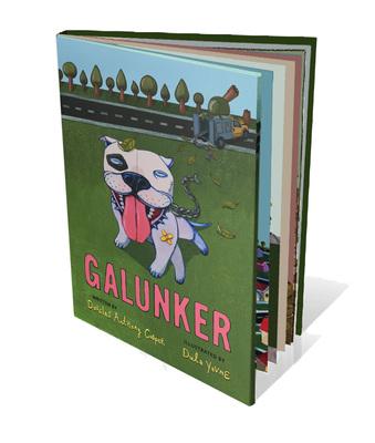 GALUNKER (PRNewsFoto/No Kill Nation, Inc.) (PRNewsFoto/No Kill Nation, Inc.)