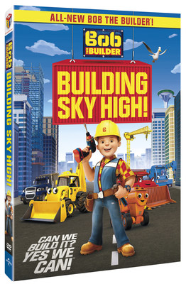 From Universal Pictures Home Entertainment: Bob The Builder: Building Sky High