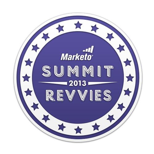 Marketo Announces Winners of The 2013 Revvie Awards