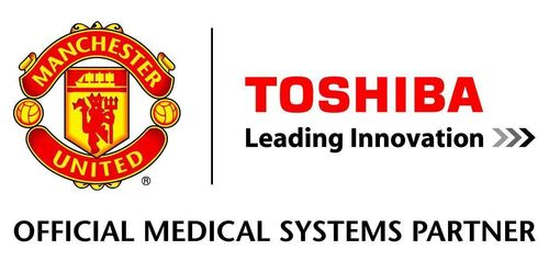Toshiba Medical Systems has become the Official Medical Systems Partner of Manchester United