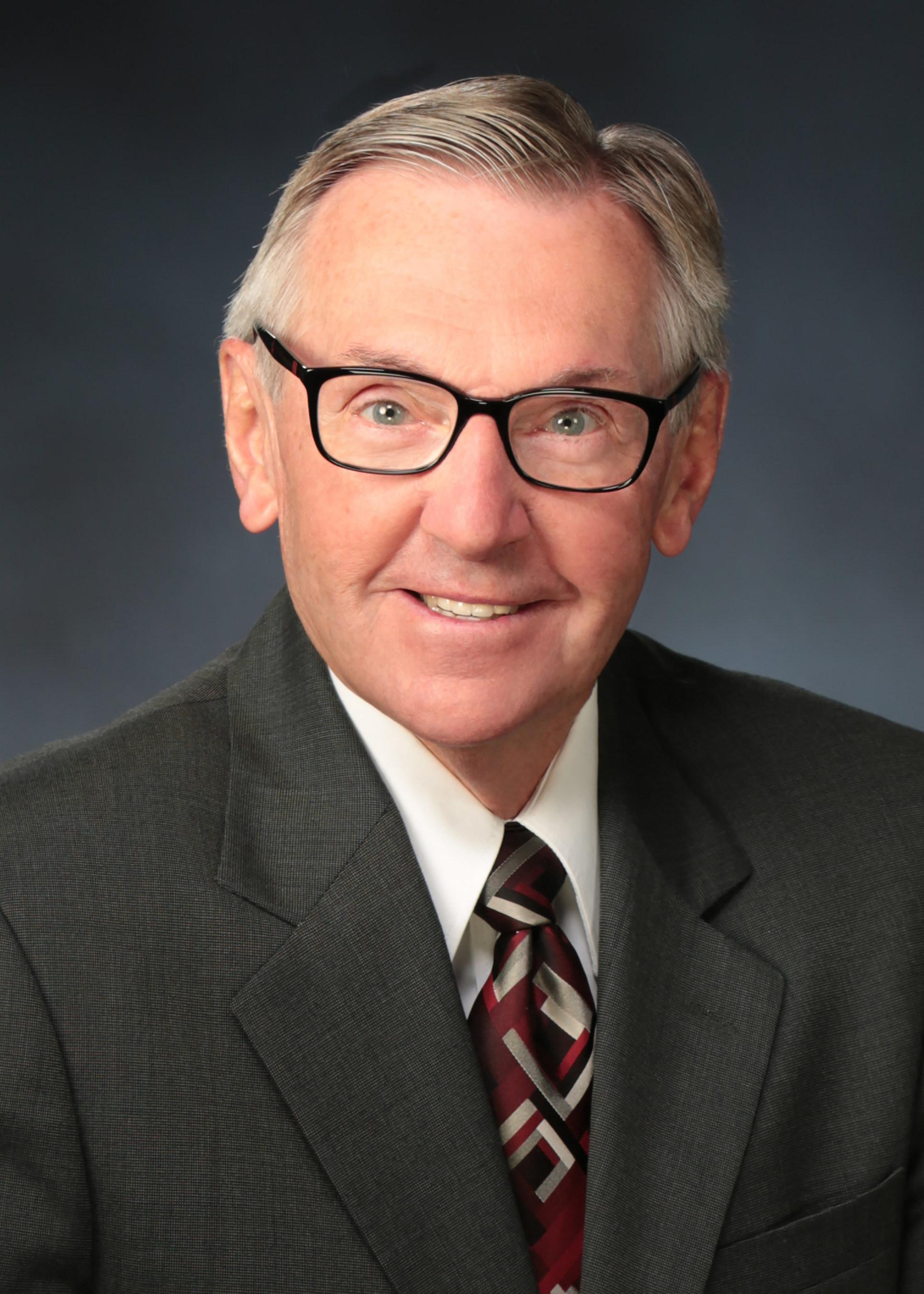 John W. Becher, DO, president American Osteopathic Association