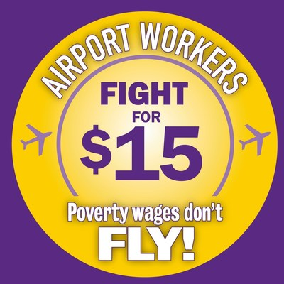 Working people at major origin and destination airports across the country are uniting to raise standards for all. They keep our airports running and safe for both workers and passengers. Together, they have already raised standards for 45,000 workers nationwide.#PovertyDoesntFly #FightFor15