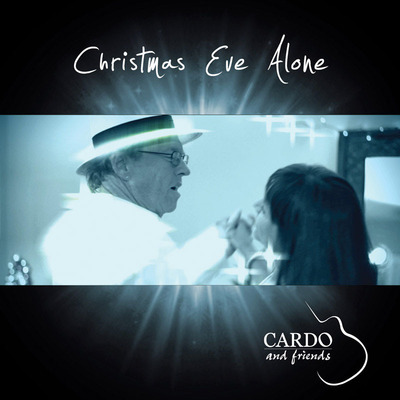 "Cover artwork for ""Christmas Eve Alone"" single by Cardo & Friends.  (PRNewsFoto/CardoTunes, LLC)"