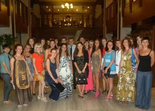 Maikhao Dream Hotels & Resorts Host Travel Agents From Krasnoyarsk