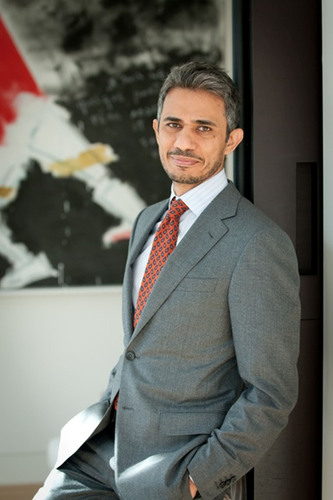 Basit Igtet, Founder of the Independent Libya Foundation and a Special Envoy to the Libyan National ...