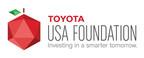 logo. (PRNewsFoto/Toyota USA Foundation) (PRNewsFoto/The Toyota USA Foundation)