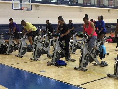 WWP brings warriors together to try a Spin class and more.