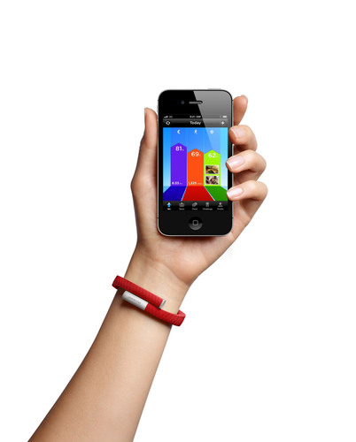 UP™ by Jawbone® with MotionX® Technology Empowers You to Live a Healthier Life