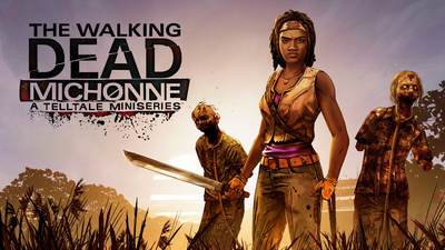 'The Walking Dead: Michonne - A Telltale Miniseries' Premieres Today As Part of a Three Episode Event