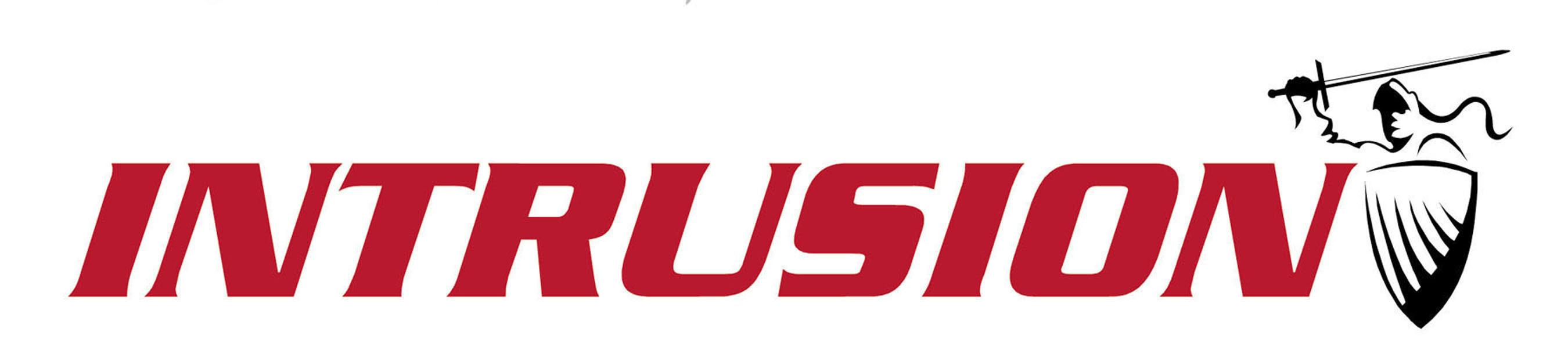 Intrusion Inc., logo.