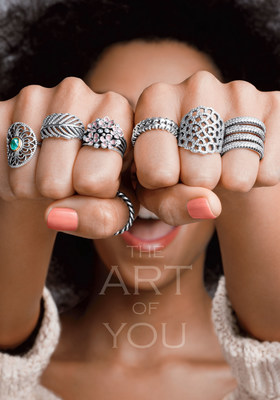Your jewelry isn't just jewelry. It's the story of you. Who will you create today? #ArtOfYou