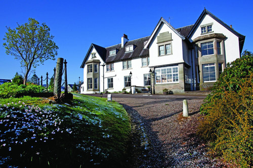 The Lovat Loch Ness Adds the Gift of Booking Management With NFS roomMaster PMS (PRNewsFoto/NFS Technology Group) (PRNewsFoto/NFS Technology Group)