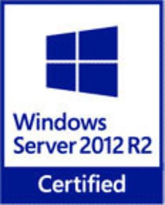 Windows Server 2012 R2 Certified.  (PRNewsFoto/Pragma Systems, Inc.)
