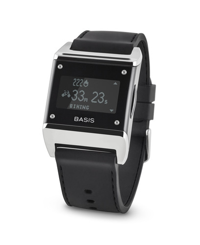 Basis Announces Most Advanced Sleep Analytics Among Health Trackers and New 2014 Carbon Steel Edition.  (PRNewsFoto/BASIS Science, Inc.)