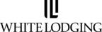 White Lodging Services Corporation logo.  (PRNewsFoto/White Lodging Services Corporation)
