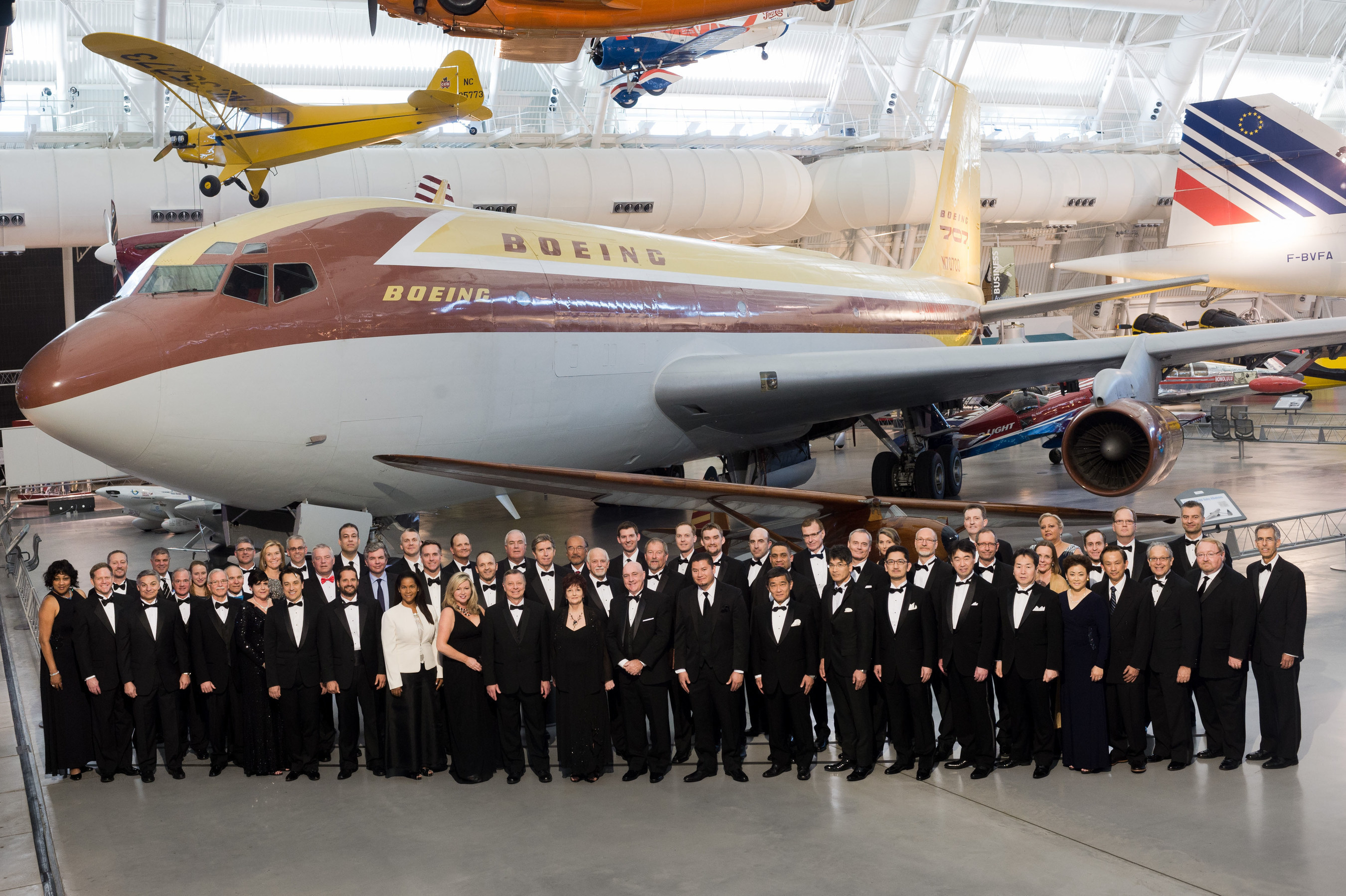 Michelin Honored as One of Boeing's Suppliers of the Year