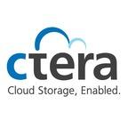 CTERA logo (PRNewsFoto/CTERA Networks)