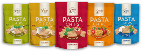 Pasta Chips. (PRNewsFoto/Pasta Chips) (PRNewsFoto/PASTA CHIPS)