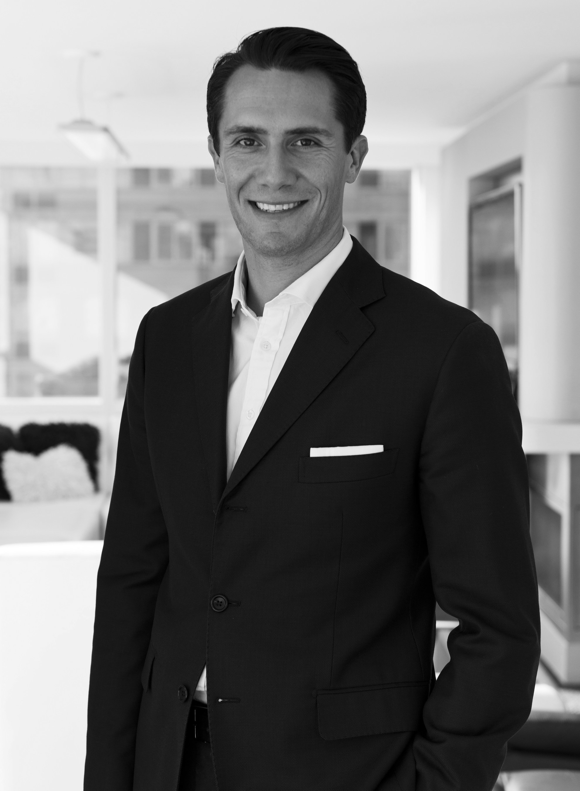 Alex Andjel, Virgin Hotels Vice President of Development