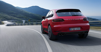 The new Porsche Macan GTS