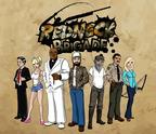Redneck Brigade Logo.  (PRNewsFoto/Frag Out Studios)