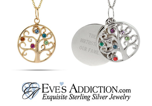 Eve's Addiction Offers Fast Delivery on Personalized Jewelry for Mother's Day