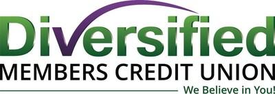 Diversified Members Credit Union New Logo