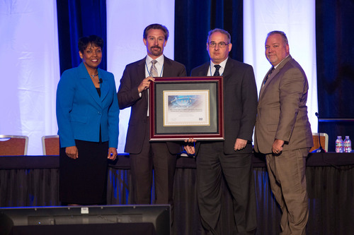 National Security Agency's Information Assurance Directorate Wins 2012 National Cybersecurity