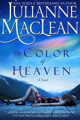 THE COLOR OF HEAVEN by USA Today bestselling author, Julianne MacLean.  (PRNewsFoto/Julianne MacLean)